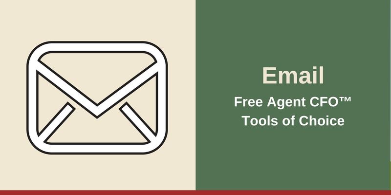 Resources - Email Free Agent CFO™Tools of Choice
