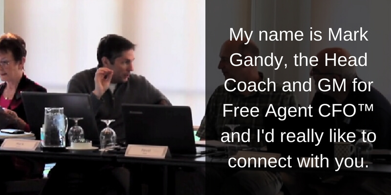 Mark Gandy wants to connect with you.