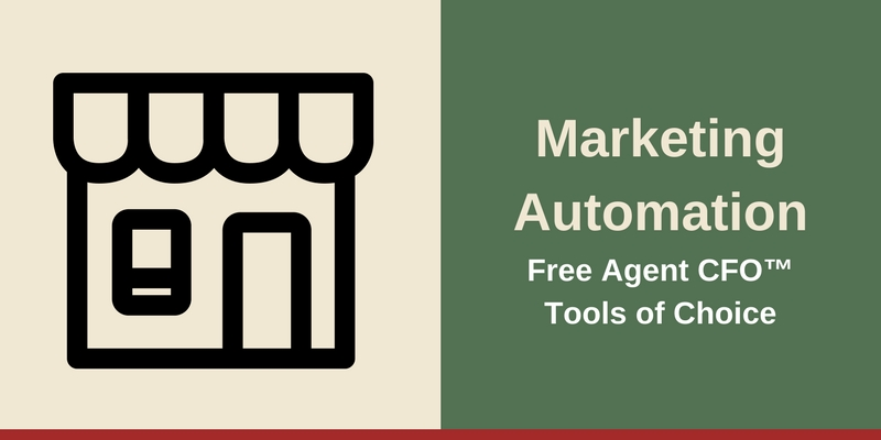 Marketing Free Agent CFO™Tools of Choice