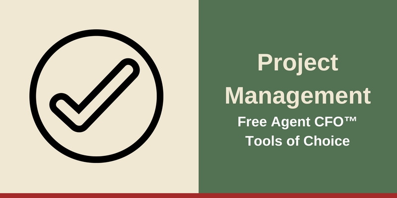 Resources - Project Management Free Agent CFO™Tools of Choice