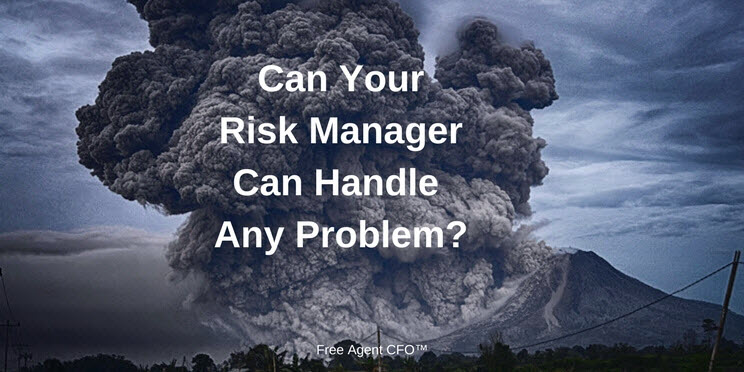 Can Your Risk Manager Handle Any Problem?
