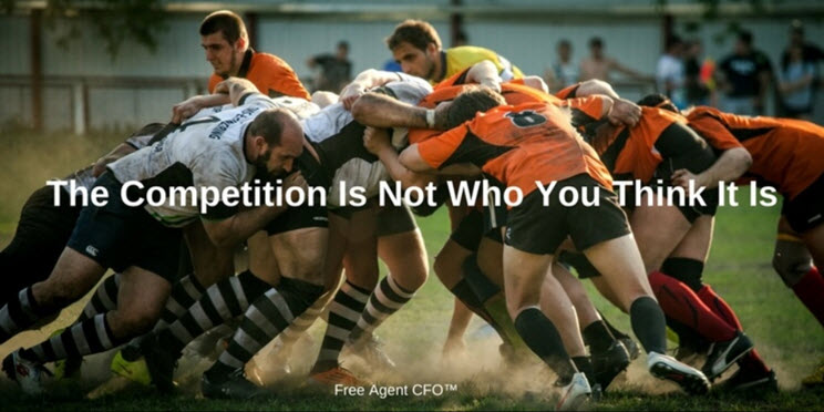 The Competition is Not Who You Think it Is