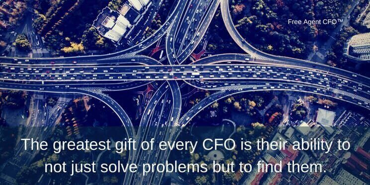 Finding Problems Greatest CFO Gift