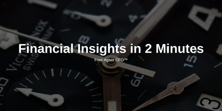 Two Minute Financial Insights