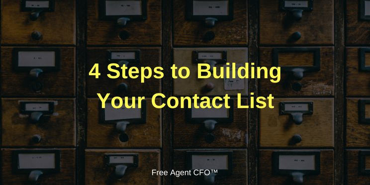 4-Step List Building Process