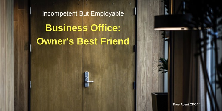 The Best Friend Office