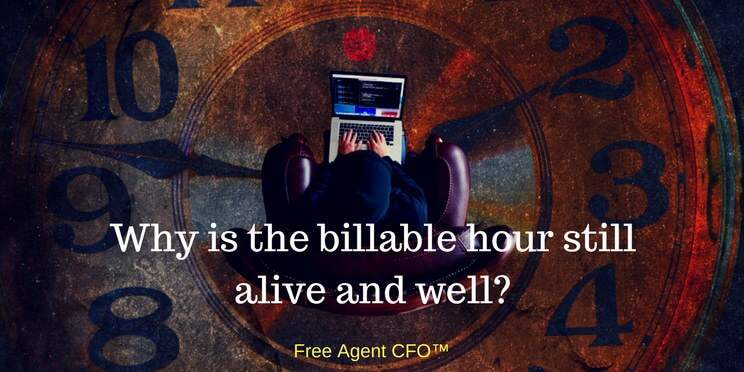 The Billable Hour is Alive and Well