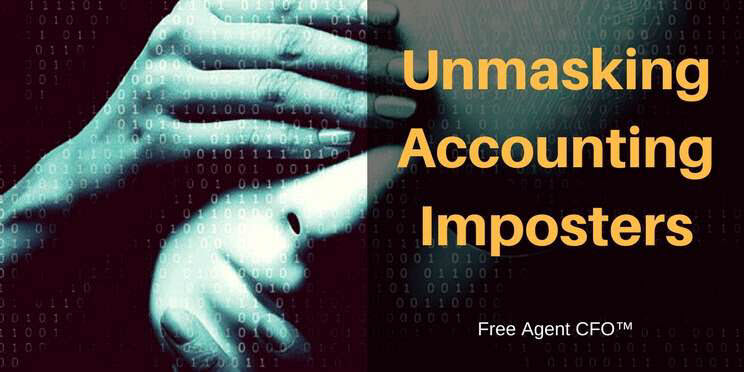 Unmasking Accounting Imposters