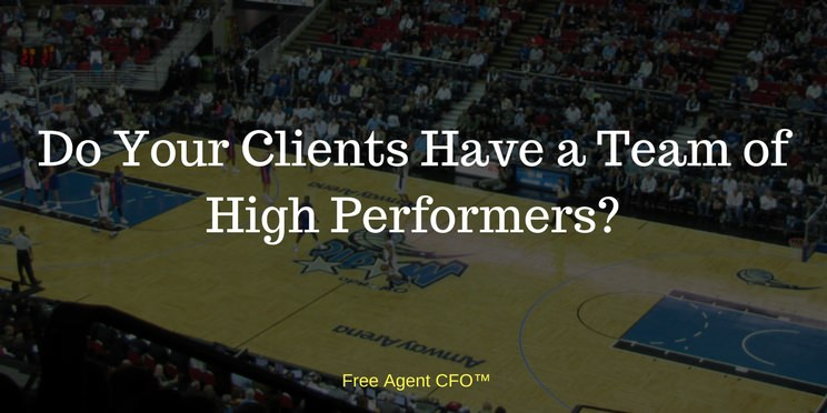 Team of High Performers